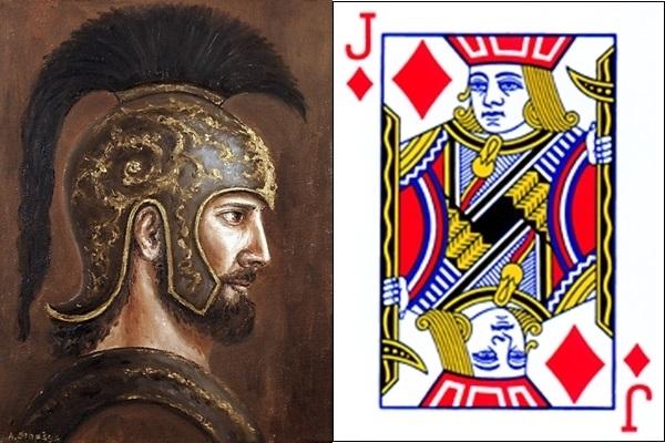 J rôlà Hector – con trai của vua Priamus.
