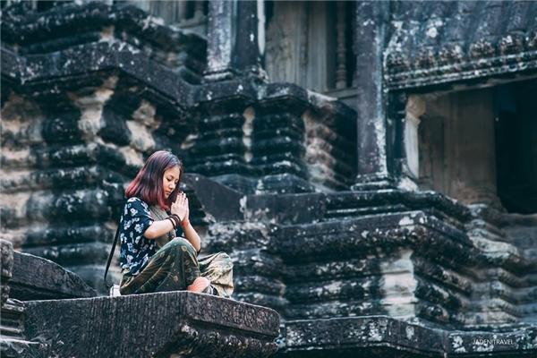 Chỉ 3 triệu đồng, bạn có thể vi vu Campuchia thả ga như thế này đây!