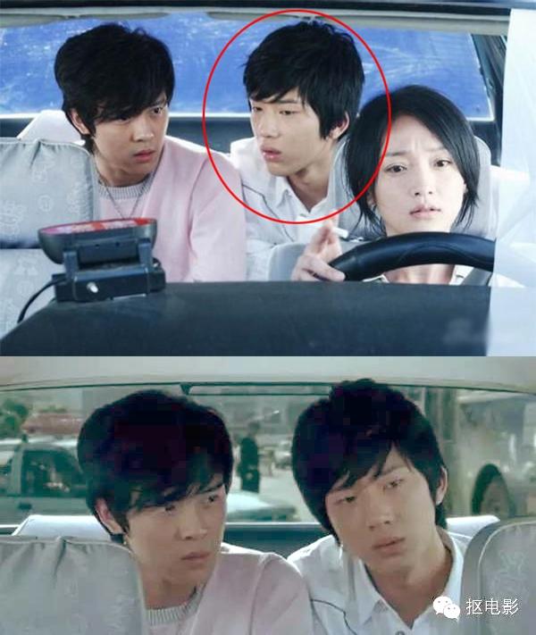 Năm 2008 Tỉnh Bách Nhiên tham dự phim điện ảnhPhỏng đoán của Lý Mễ, dù chỉ là vai khách mời nhưng anh chàng vẫn tỏa sáng thu hút mọi ánh nhìn vì quá đáng yêu.