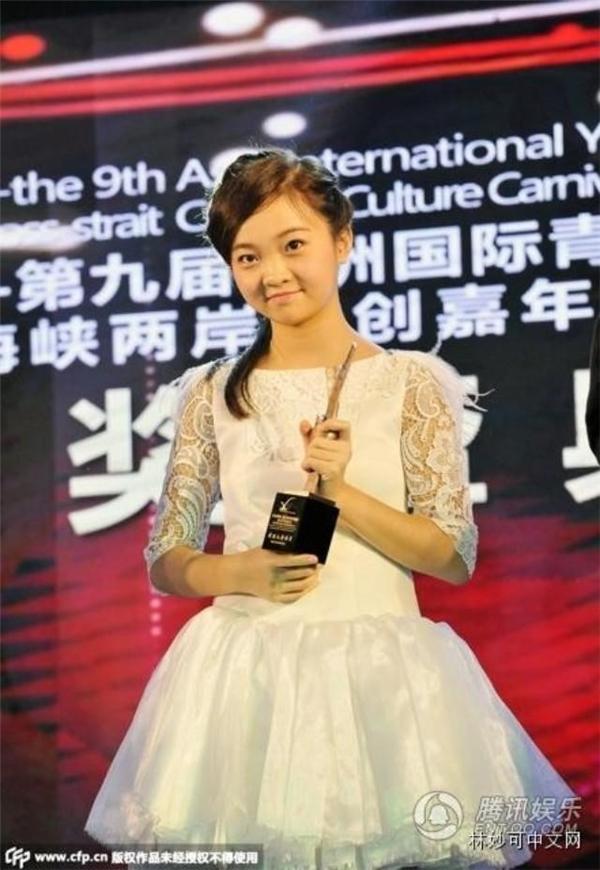 Tại Liên hoan phim Quốc tế trẻ châu Á lần thứ 9 (2014), cô bé vinh dự nhận giải diễn viên xuất sắc nhất.