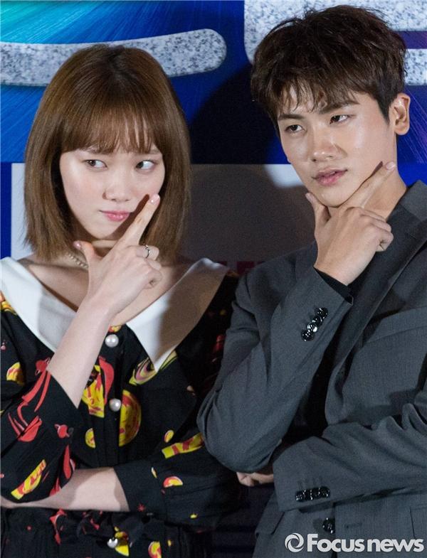 Không còn là Bok Joo ngố tàu, Lee Sung Kyung tái xuất đầy nữ tính
