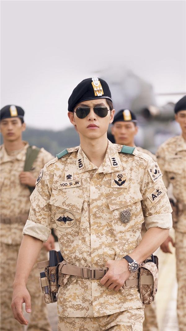 Sẽ ra sao nếu yêu tinh Gong Yoo thay Song Joong Ki làm đại úy Yoo?