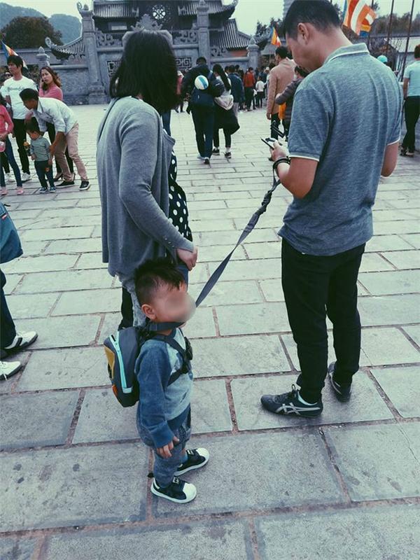 Bố con dắt nhau đi khắp thế gian gây bão cộng đồng mạng