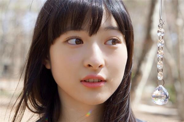 Nữ thần tượng Rina Matsuno.