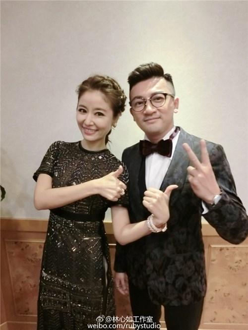 Trong số các bạn bè trong giới nghệ sĩ, Tô Hữu Bằng rất thân thiết với Lâm Tâm Như.
