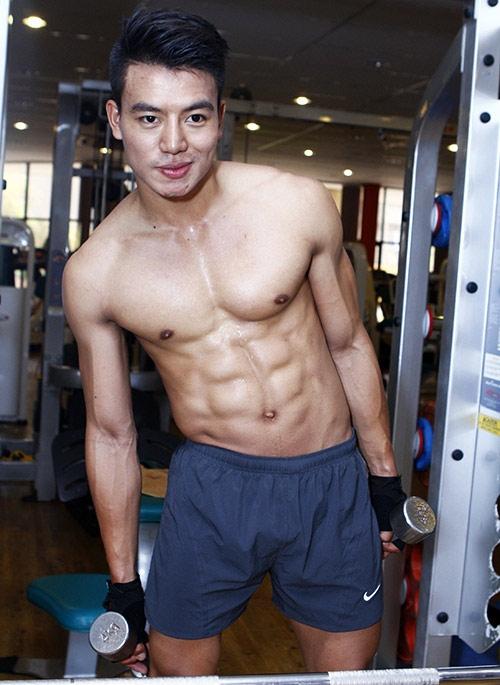 Hiếu Nguyễn là một trong những nam diễn viên có hình thể đẹp nhất. - Tin sao Viet - Tin tuc sao Viet - Scandal sao Viet - Tin tuc cua Sao - Tin cua Sao