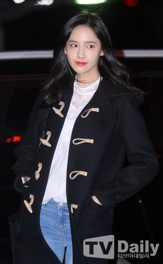 """Yoona xinh đẹp tựa """"nữ thần"""" rạng rỡ lên đường sang Việt Nam"""