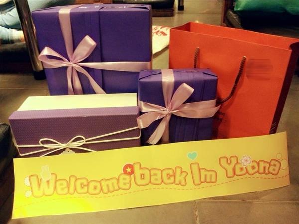 Fan Yoona tại Việt đang háo hức chuẩn bị cho việc chào đón cô nàng tại sân bay vào tối nay.