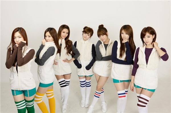 Sau gần 2năm ra mắt T-ara bổ sung thành viên thứ 7 - Hwayoung...