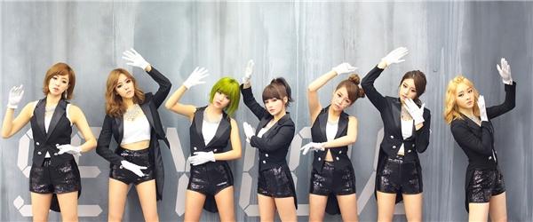 T-ara vẫn cố gắng trở lại với đội hình 7 người sau sự ra đi đầy chấn động của Hwayoung
