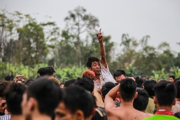 Sẽ chỉ có thành phần là thanh niên địa phương được tham gia nghi lễ cướp Phết trong lễ hội Phết Hiền Quan.