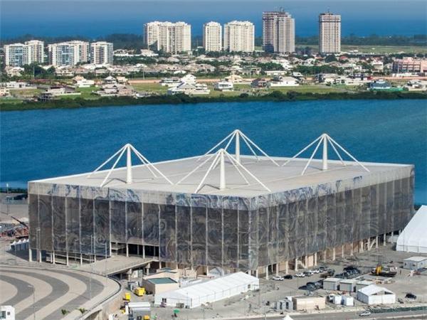 Chỉ cách đây vài tháng, nó còn là một trong những niềm kiêu hãnh của Rio.