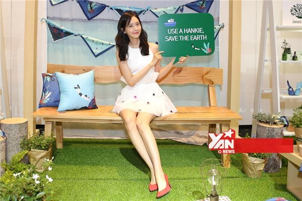 Độc quyền: Yoona diện váy trắng tinh khôi xinh tựa thiên thần - Tin sao Viet - Tin tuc sao Viet - Scandal sao Viet - Tin tuc cua Sao - Tin cua Sao
