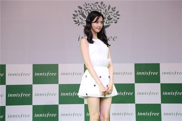 Bên cạnh đó,Yoona chia sẻ rất thích món phở của Việt Nam.