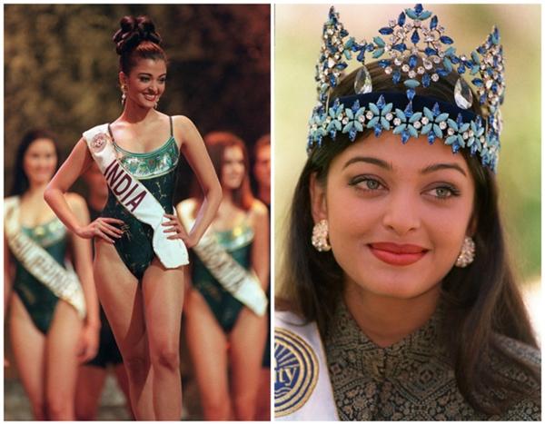 """Hoa hậu đến từ Ấn ĐộAishwarya Rai được mệnh danh là """"Hoa hậu đẹp nhất mọi thời đại"""". Cô nàng hiện là người mẫu đại diện cho một thương hiệu mỹ phẩm nổi tiếng thế giới."""