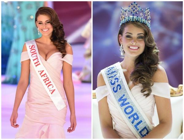 Rolene Strauss là người đẹp Nam Phi thứ 3 đăng quang ngôi vị Hoa hậu Thế giới. Cô cho biết mình đã nuôi ước mơ trở thành Hoa hậu từ năm 8 tuổi sau khi nhìn thấy Hoa hậu Nam Phi đoạt giải năm đó.