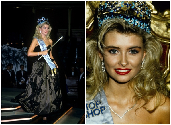"""Hoa hậu đến từ Iceland không chỉ đẹp mà còn là nữ doanh nhân thành đạt khi sở hữu một công ty spa. Năm 2015, người đẹp đã quay trở lại """"đấu trường sắc đẹp"""" với tư cách là một giám khảo."""