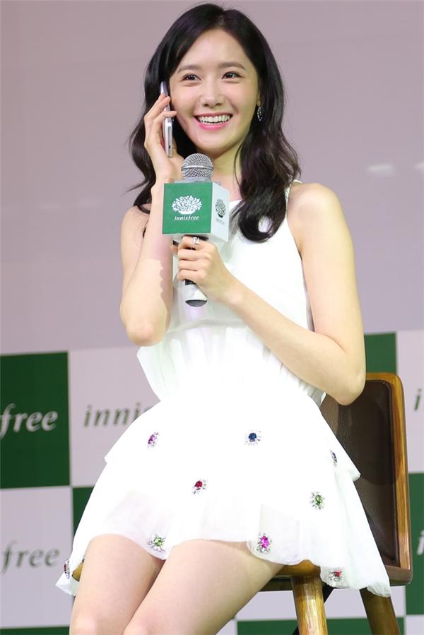 """Yoona bập bẹ, tập nói câu """"Tôi yêu các bạn"""" cực dễ thương - Tin sao Viet - Tin tuc sao Viet - Scandal sao Viet - Tin tuc cua Sao - Tin cua Sao"""