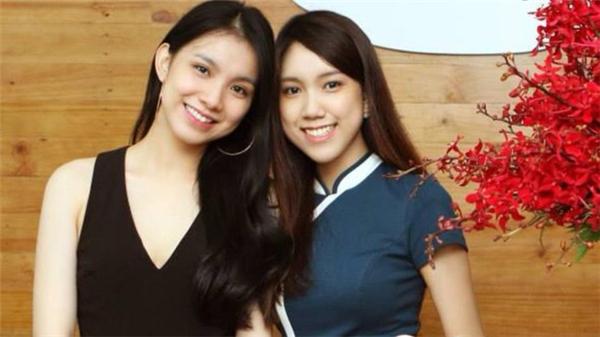 """Màn """"lột xác"""" của em gái Hoa hậu Thùy Lâm cũng khiến khán giả bất ngờ bởi trước đây Thùy Linh có làn da đen, nhan sắc không mấy nổi bật."""