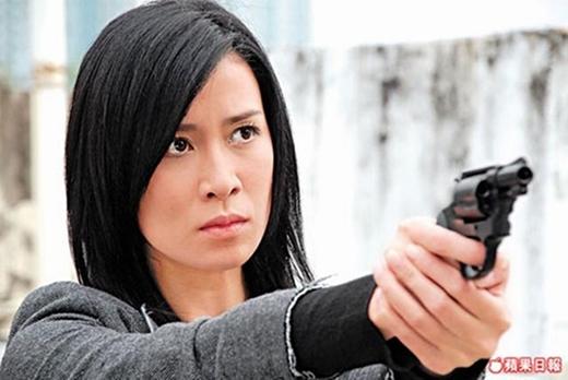 ...hay nữ cảnh sát Mã Quốc Anh của Bằng Chứng Thép đều là những vai diễn nổi bật của mỹ nhân này.