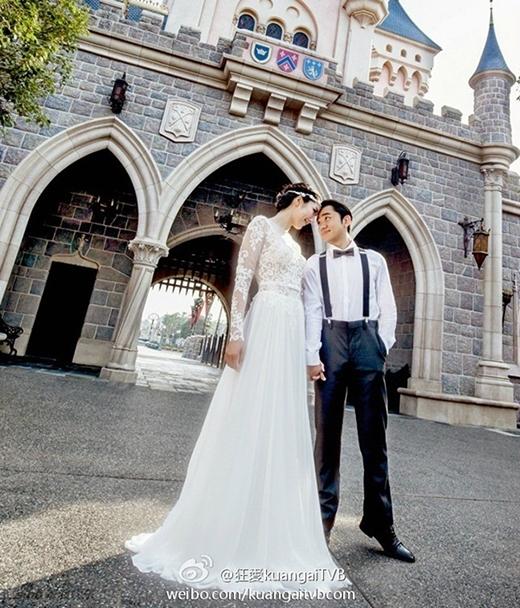 Không cần là nam thần hay soái ca, sao TVB vẫn được lấy vợ hoa hậu