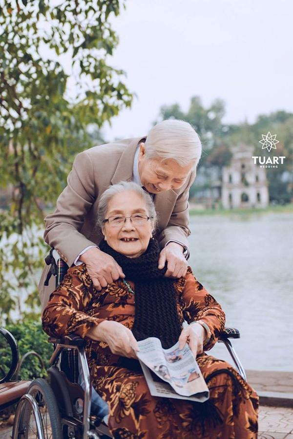 Đây hẳn là niềm ao ước của tất cả những ai đang yêu và những ai đã nên duyên vợ chồng.