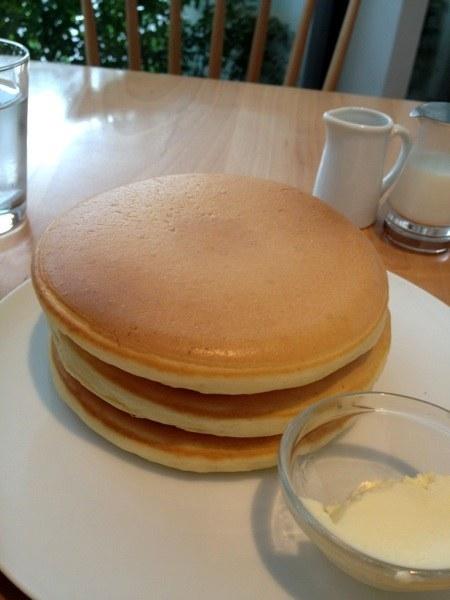 """Chiếcbánh pancake láng mịn có làm bữa sáng của """"hội hoàn hảo"""" thêm phần... hoàn hảo?"""