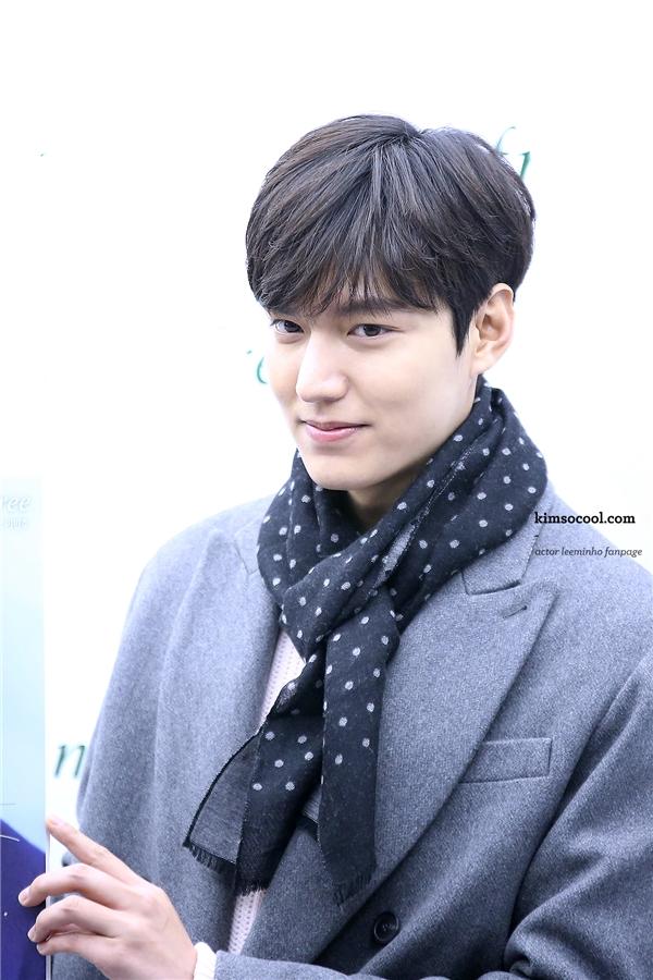 """Lâu không gặp, Lee Min Ho bất ngờ tái xuất đẹp trai """"rụng rời"""""""