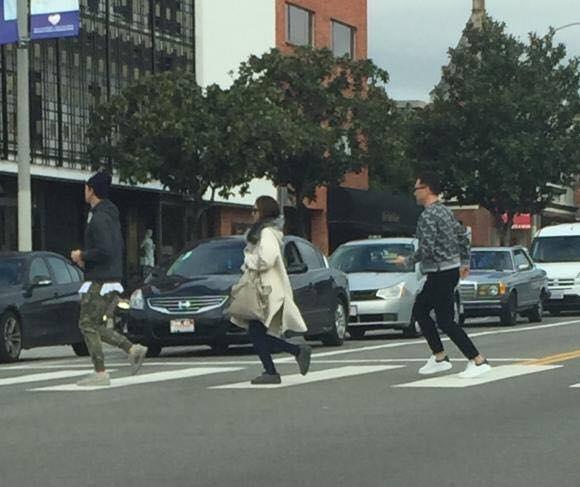 Bi Rain và Kim Tae Hee gây bất ngờ khi lén lút đến Mỹ tham dự Grammy