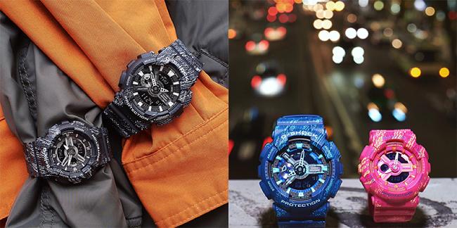 """Các sản phẩm đồng hồ G-Shock & Baby-G là sự kết hợp """"chất lừ"""" giữa thời trang và sự trẻ trung tạo nên nét nổi bật cho cá tính sành điệu."""