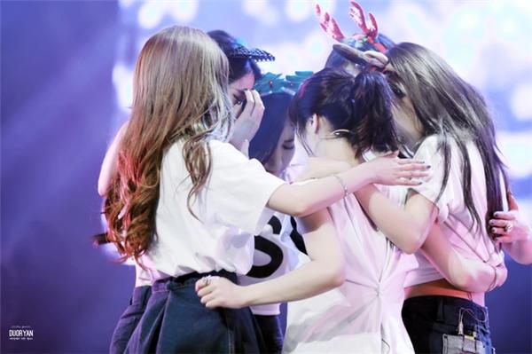 T-ara vững chãi với đội hình nguyên thuỷ 6 thành viên sau bao nhiêu năm phải đối mặt với muôn ngàn sóng gió.