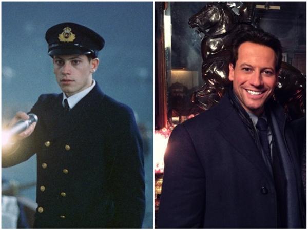Ioan Gruffudd, vai viên cảnh sát chỉ huy đội cứu hộ sau khi Titanic chìm