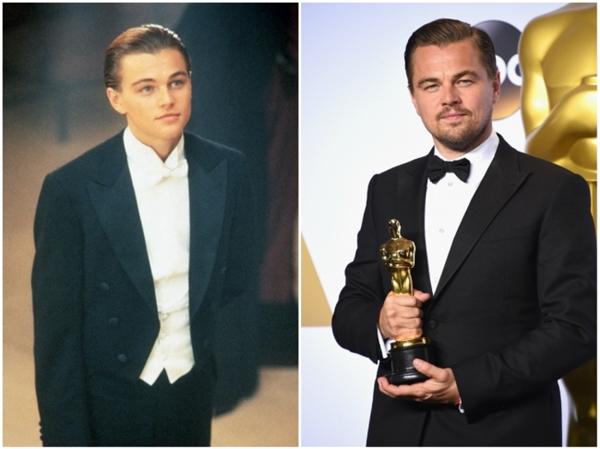 Leonardo DiCaprio - vai Jack Dawson