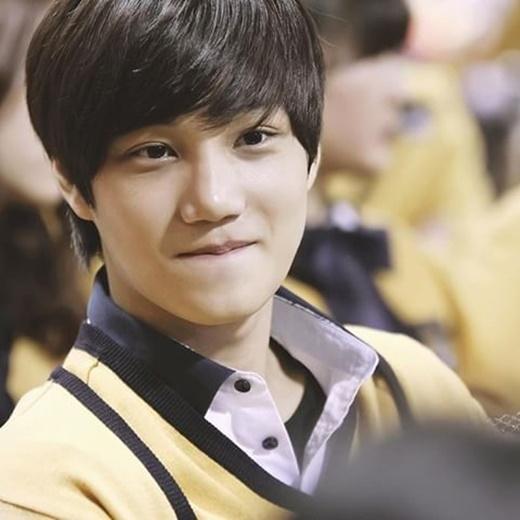 Thành viên Kai của EXO hiện là một trong những idol nam được yêu mến khắp châu Á.