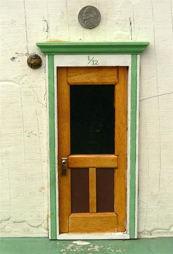 Những cánh cửa này đến từ đâu?
