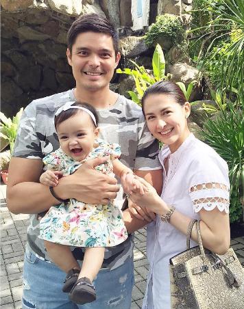 Ngây ngất với vẻ đáng yêu của con gái mĩ nhân đẹp nhất Philippines