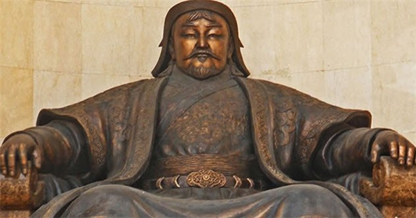 Vị vua Mông Cổ vang danh lừng lẫy trên khắp thế giới...