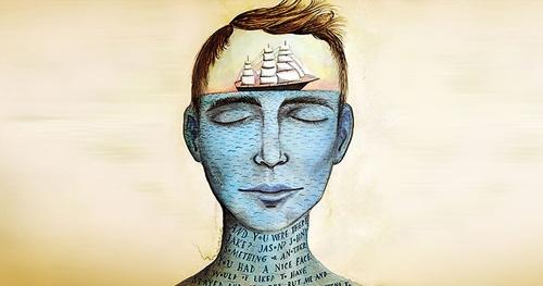 Cách nhìn bức ảnh thể hiện phần tốt, xấu bên trong con người bạn. (Ảnh:Mentalfeed)