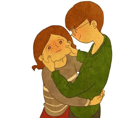 Khi yêu nhau, họ có thể làm nên những cử chỉ vô cùng ngốc nghếch nhưng đó lại là một trong những cách bình dị chất chứa nhiều yêu thương để thể hiện tình cảm của mình đến đối phương. Từ véo cái má phúng phính của ai kia...