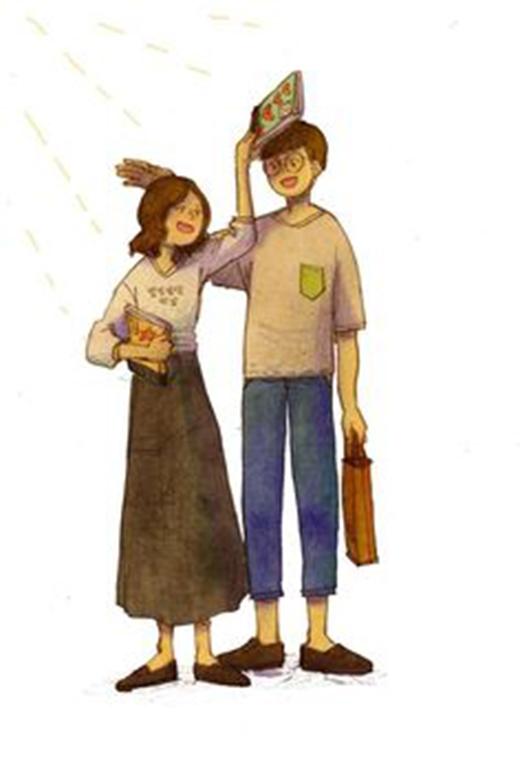 Tình yêu là những khoảnh khắc giản đơn và chân thành nhất