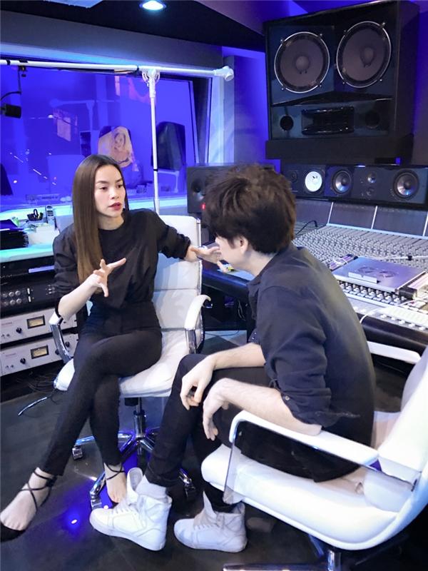 Hồ Ngọc Hà vinh dự làm việc cùng nhà sản xuất âm nhạc thế giới - Tin sao Viet - Tin tuc sao Viet - Scandal sao Viet - Tin tuc cua Sao - Tin cua Sao