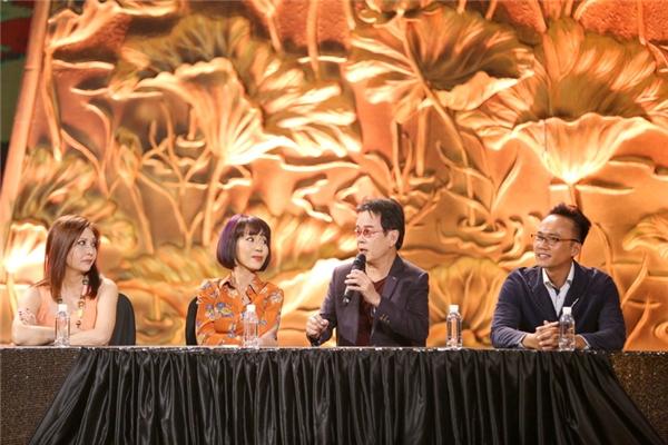Buổi giao lưu còn có sự góp mặt của 2 giám khảo khách mời: danh ca Họa Mi và ca nhạc sĩ Đức Huy. Hơn 30 năm vắng mặt trong các hoạt động nghệ thuật ở Việt Nam, gần đây danh ca Họa Mi trở về và hoạt động nghệ thuật trong nước thường xuyên hơn.
