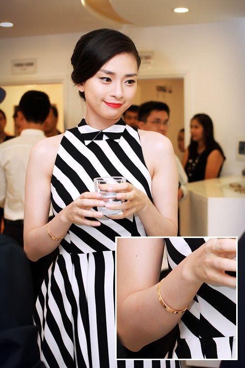 Giá chát nghìn đô, mỹ nhân Việt vẫn mê tít chiếc vòng nhỏ xinh