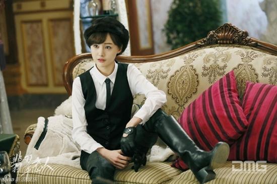 """Trịnh Sảng vào vai Thẩm Thần Hy, một tiểu thư có tính tình """"tưng tửng"""" nhưng lại hết sức cá tính, đáng yêu."""