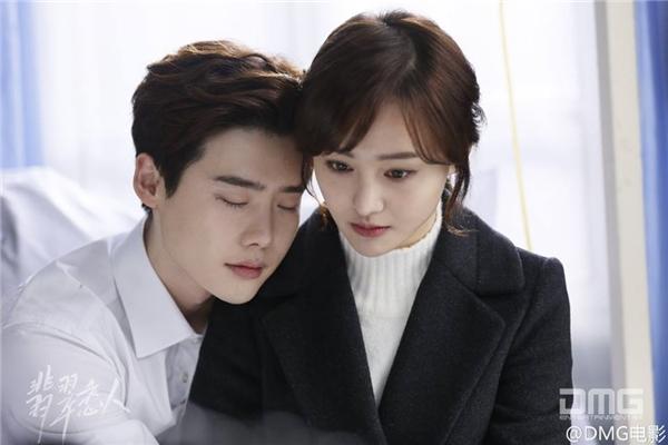 Phát sốt với cặp đôi đẹp nhất màn ảnh Trịnh Sảng - Lee Jong Suk