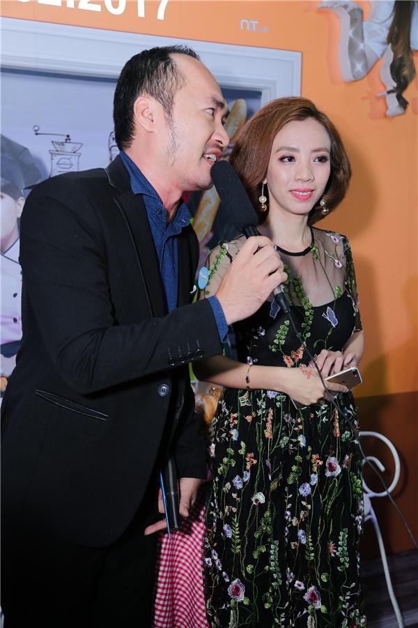 Vợ chồng Tiến Luật - Thu Trang - Tin sao Viet - Tin tuc sao Viet - Scandal sao Viet - Tin tuc cua Sao - Tin cua Sao