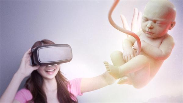 Bố mẹ có thể dễ dàng hình dung ra con của họ như thế nào thông qua thực tế ảo.