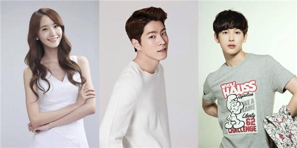 Yoona - Hong Jong Hyun - Si Wan sẽ là 3 gương mặt đại diện cho bộ phim này khi đảm nhận 3 vai chính của bộ phim.