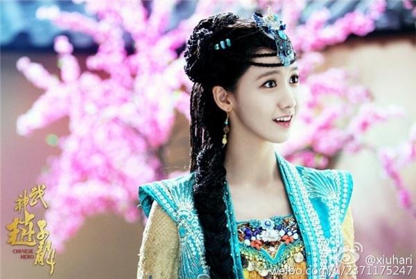 Thêm loạt ảnh đẹp không tì vết của Yoona trong hậu trường phim mới