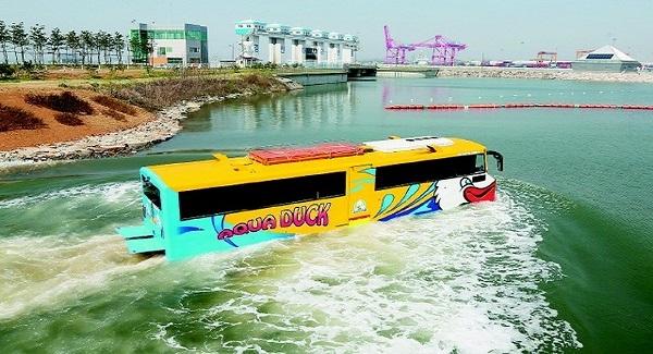 Tuyếnbuýt đường sông sẽ đi qua các quận trung tâm như:quận 1, 4, 5, 6, 8...(Ảnh minh họa: Internet)